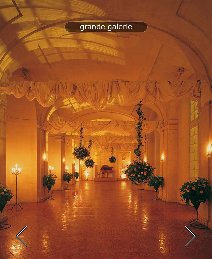 Private Chateau And Exclusive Hire For Wedding Near Paris