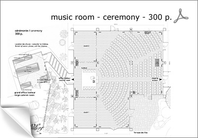 music rooms for ceremony