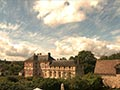 the chateau hosts weddings one hour from Paris