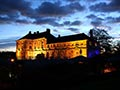 view-from-the-forest-chateau-by-night-before-venue-rental