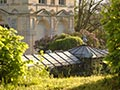 arbour and chateau for exclusive wedding rental
