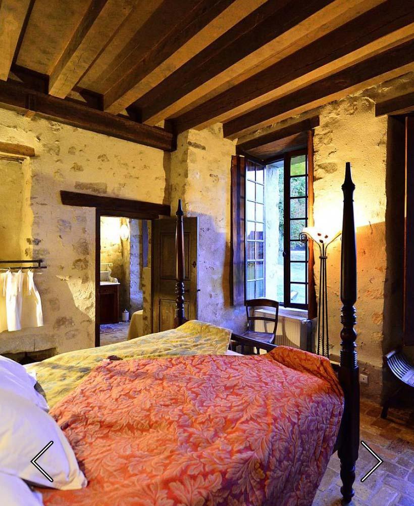 Petit Duc-rummet öppnas på vallgraven