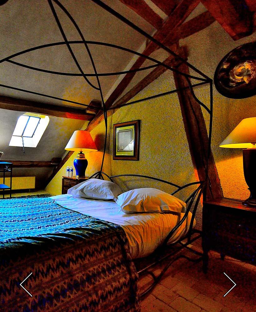 la habitación del Sahara