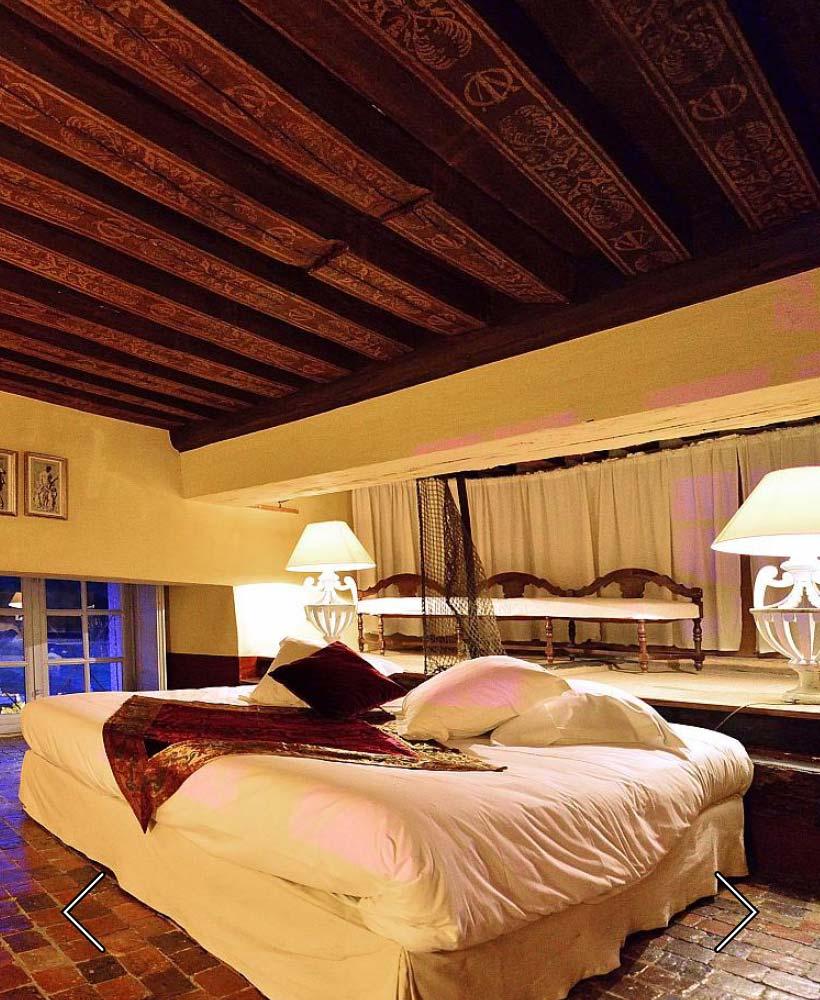 das Louis XIII Zimmer