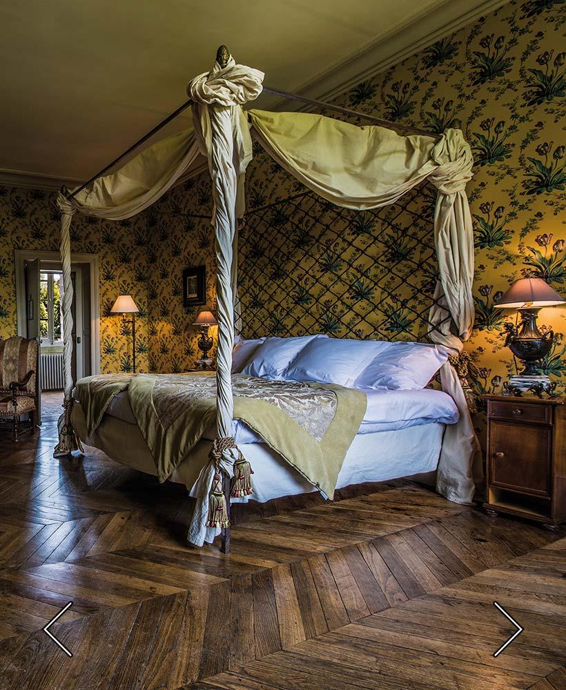 комната эпохи Возрождения Тюльпана
