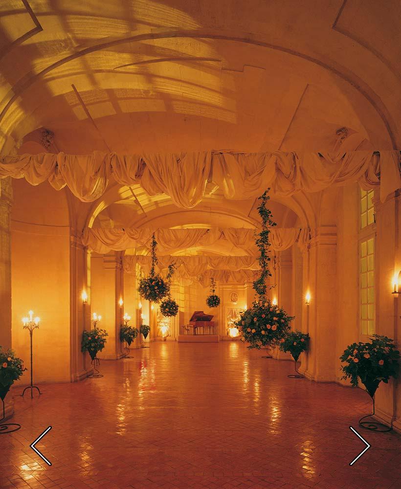 Гранд-галерея для приема гостей