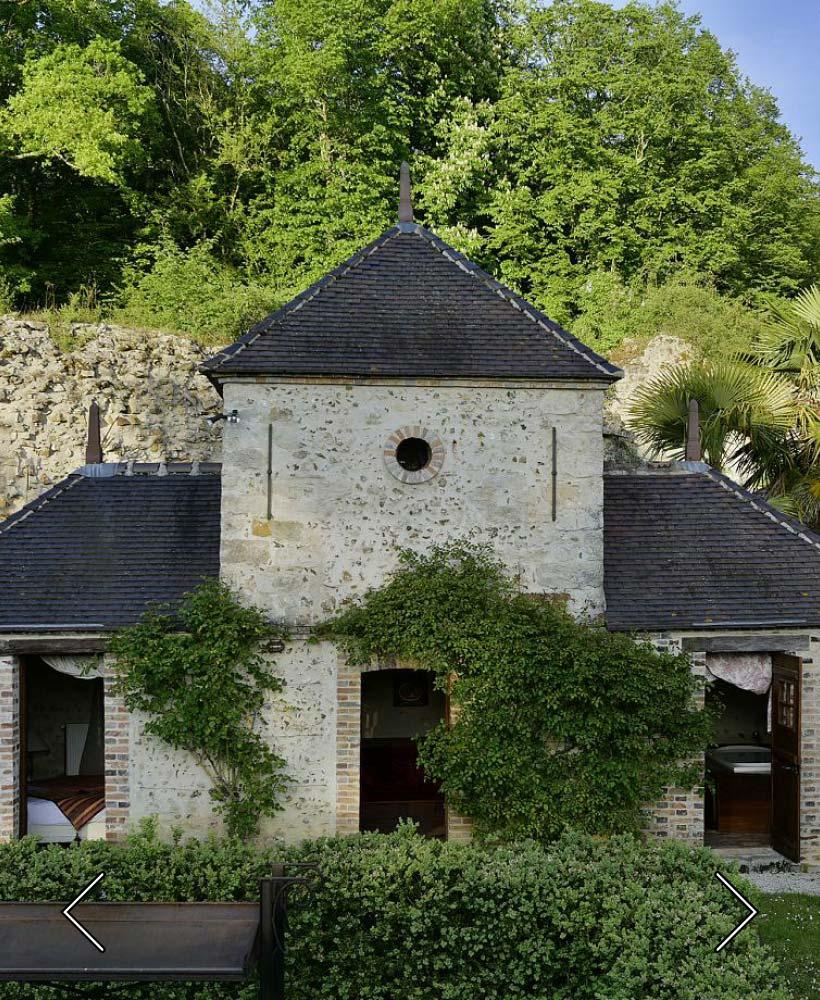 het huisje van Figuier
