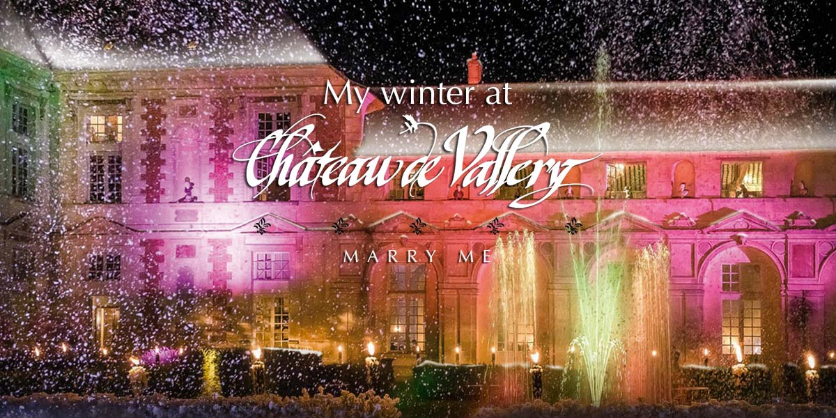 winter weddings at the chateau