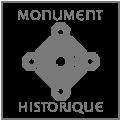 Französisch historisches Denkmal