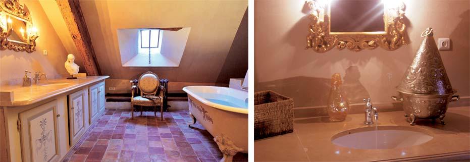 salle de bains Henri IV