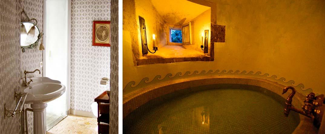 Lierre suite's bath